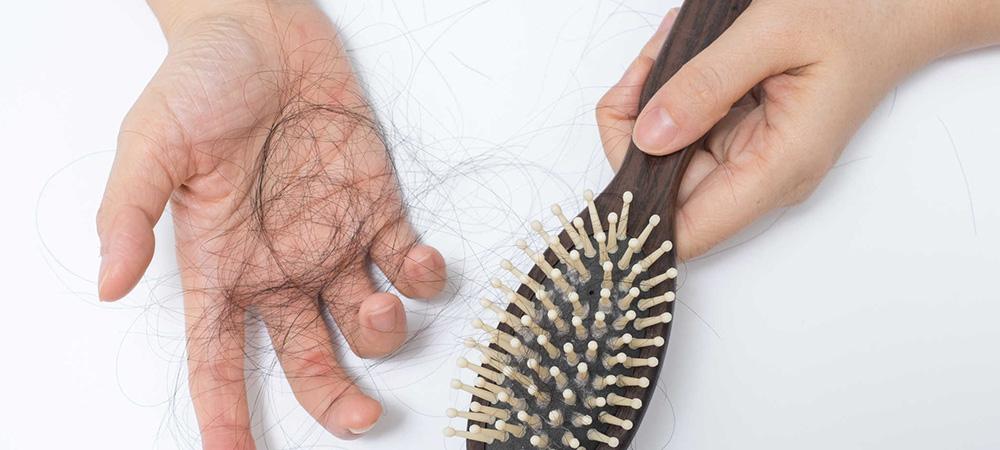 抜け毛の平均